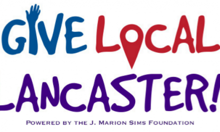 GIVE LOCAL LANCASTER