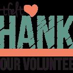 Annual Volunteer Appreciation