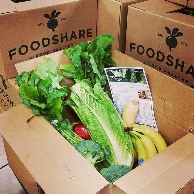 Introducing FOODSHARE