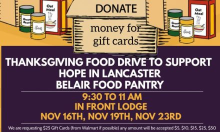 Knights of Columbus Food Drive